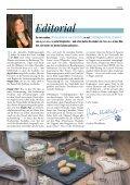 Plätzchen - das Kundenmagazin von dog & dino, Ausgabe 1, 2018 - Seite 3