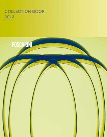 rojatejarat-Foscarini-COLLECTION-BOOK-2013