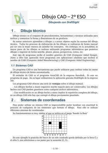 Apuntes-Draftsight-3º-ESO