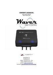 Manual Waver