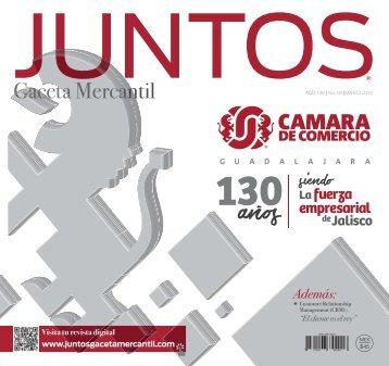 Juntos Gaceta Mercantil - Marzo 2018
