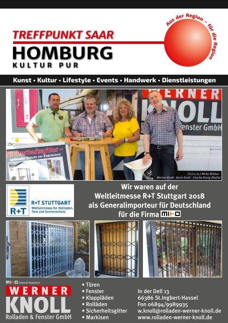 Treffpunkt Homburg (März 2018)