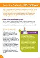Guide pratique Réussir l'entretien d'embauche ... - Carrefour Emploi - Page 4