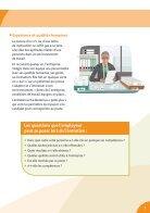 Guide pratique Réussir l'entretien d'embauche ... - Carrefour Emploi - Page 5