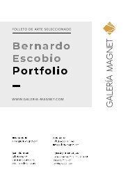 Bernardo Escobio español