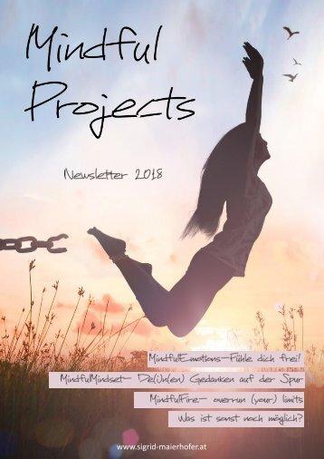 MindfulProjects 2018 - 2. Halbjahr