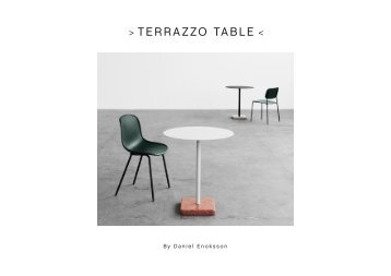 HAY_TERRAZZO TABLE COLLECTION 2017