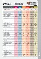 CATÁLOGO UNIVERSAL UNIVEL - FERRAGENS LINHA LEVE - Page 5