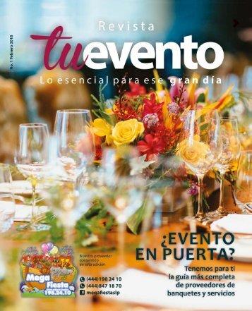 RevistaTuEventoFebrero