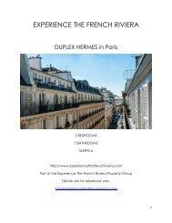 Duplex Hermes - Paris