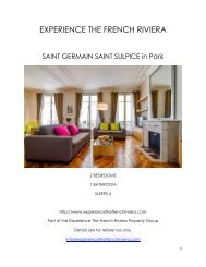 Saint Germain Saint Sulpice - Paris