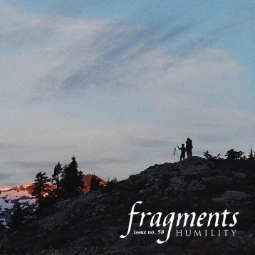 Fragments - Humility
