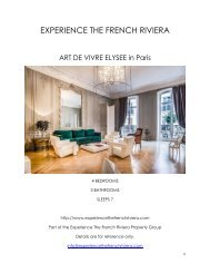 Art De Vivre Elysee - Paris
