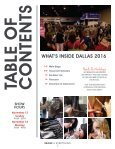IMAGE Expo Show Guide Dallas 2016 - Page 2