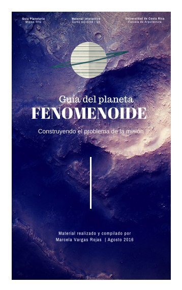 [02] PLANETA FENOMENOIDE