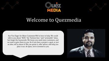 Social Media Services in Cleveland OH | Quez Media Marketing