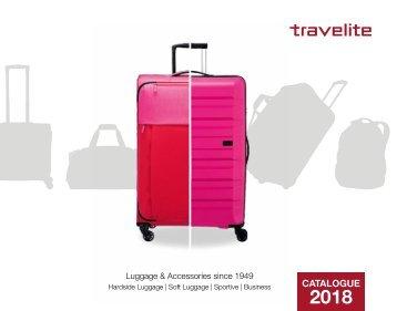 travelite Catalogue 2018