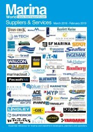 2018/19 Suppliers & Services