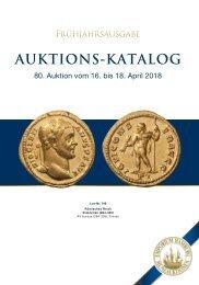 80. Auktion - Münzen & Medaillen - Emporium Hamburg
