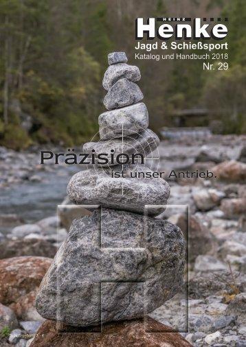 Henke Katalog 2018