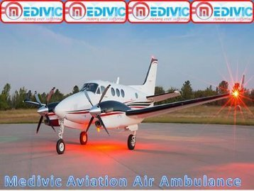 Medivic Aviation Air Ambulance Services in Pune