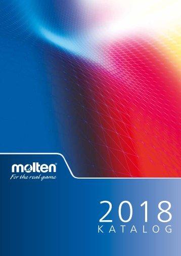 Molten Katalog 2018