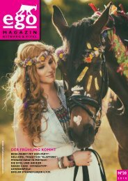 ego Magazin Bitburg Südeifel Ausgabe 28