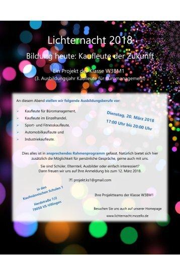 Lichternach 2018
