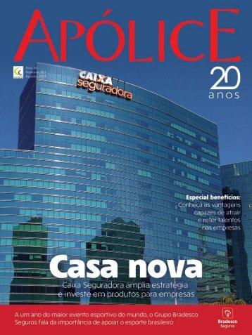 Revista Apólice #201