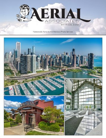Aerial Associates Real Estate Photo Book - HD