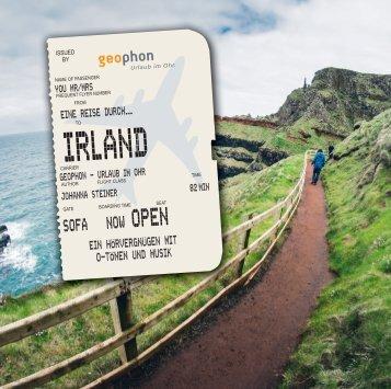 Irland Booklet