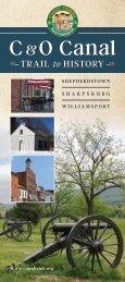 C& Cala Trail to History: Shepherdstown, Sharpsburg, Williamsport