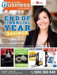 Melbourne Business Catalogue