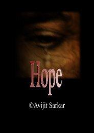 Hope - A Prose-Poem by Avijit Sarkar