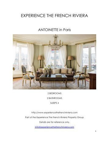 Antoinette - Paris