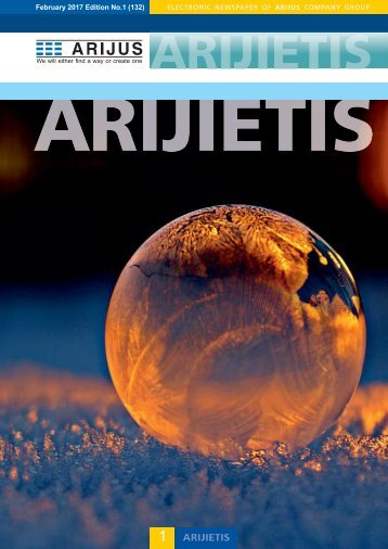 Arijietis 2018 February Edition