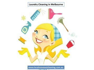Laundry Cleaning in Melbourne