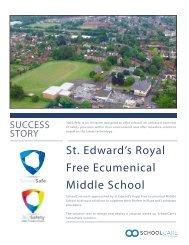 Success Story Brochure - St Edwards Royal Free