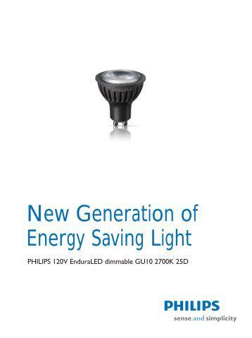 Geniusâ ¢ Series LED General Light