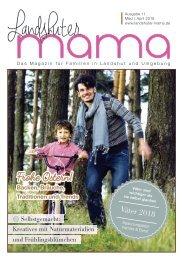 Landshuter Mama Ausgabe 11