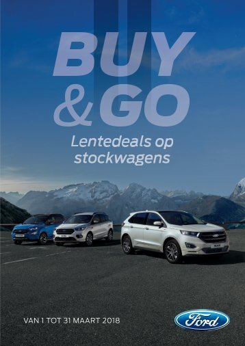 Ford Buy and Go Maart