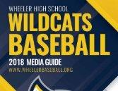 Wheeler 2018 Baseball Media Guide