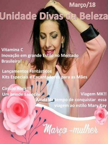 Revista- Capa Simone Diretora -Marco 2018