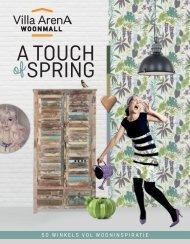 Villa Arena Magazine Lente 2018 : A Touch of Spring