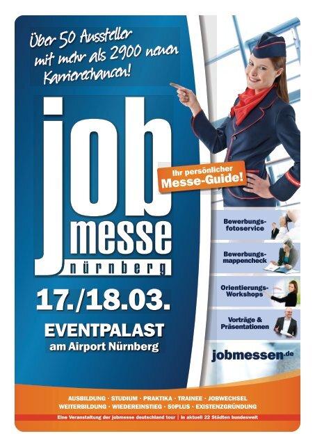 Der Messe-Guide zur 3. jobmesse nürnberg