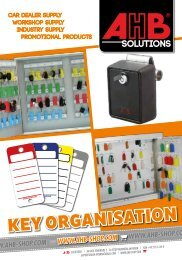 AHB Key Organisation