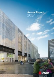 R&M Annual Report 2017