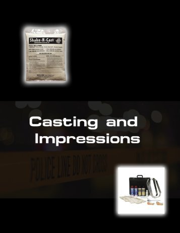 Casting & Impressions