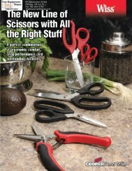 The new line of scissors with all the right stuff. - Test Equipment Depot