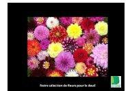 Catalogue fleurs Pompes Funèbres Pascal Leclerc Saint Nazaire/Saint Brévin